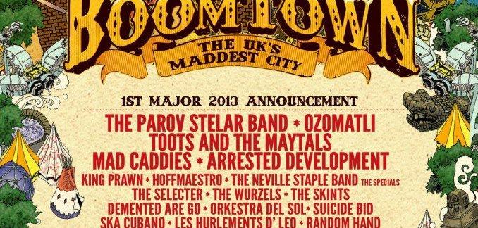 Boomtown 2013