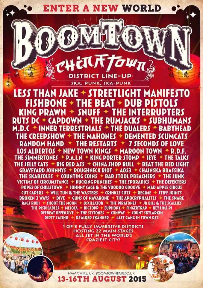 Boomtown flyer