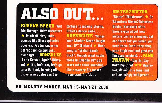 Melody Maker 15.3.2000_000001
