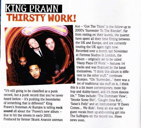 Rocksound Dec '02 - Thirst review_000001