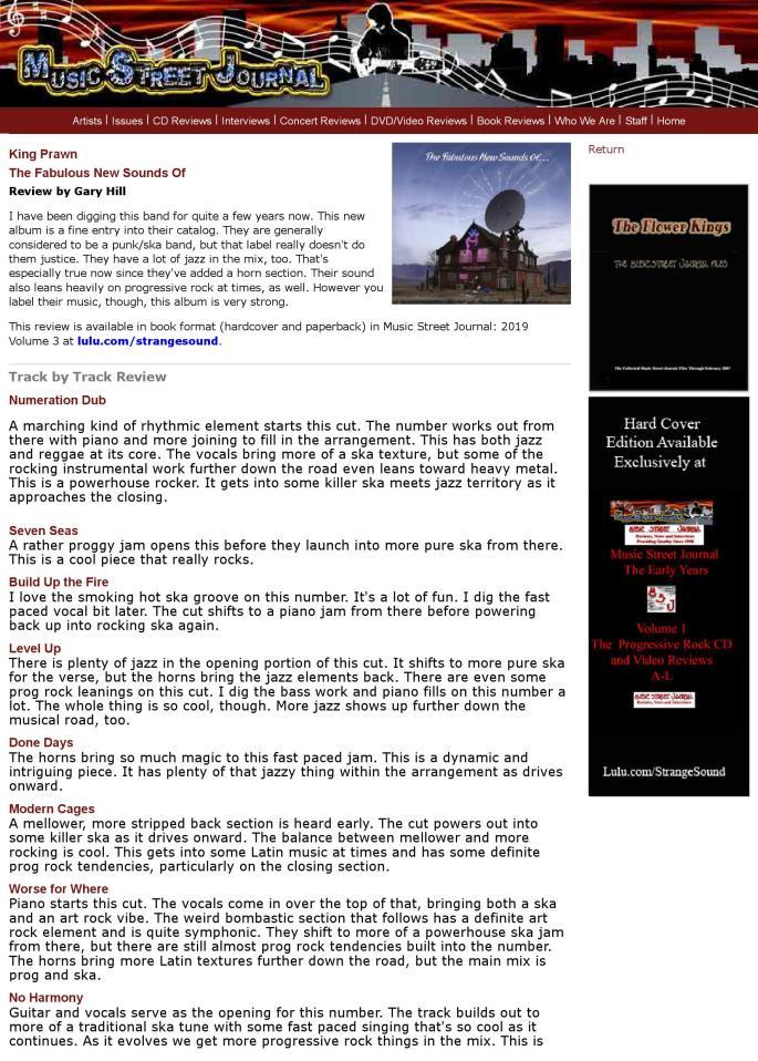 Music Street Journal - Music News & Reviews_000001